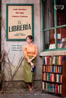 Cartel de La librería