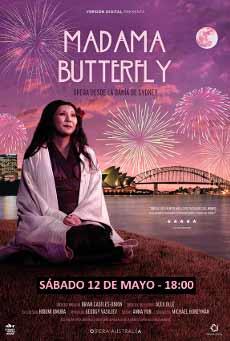 Cartel de Madama Butterfly, Bahía de Sydney